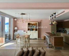 Новый таунхаус/рядный дом с ремонтом в Кампионе Д'Италия (IT) | Объект: 086
