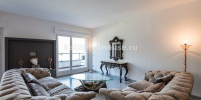 Роскошная квартира в центре Кампионе д`Италия