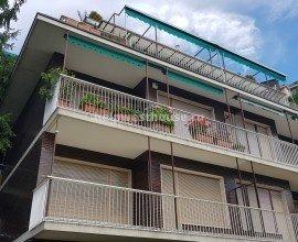 Просторная 3-х комнатная квартира в Кампионе