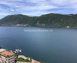 Квартира на лето с панорамным видом на озеро