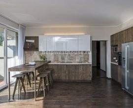 Новая 3-х комнатная квартира в Campione D'Italia (IT) | Объект: 025