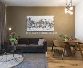 Дизайнерская 3-х комнатная квартира в Кампионе Д'Италия