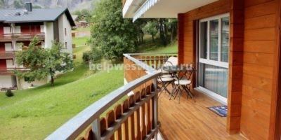 Высокодоходная 3,5 квартира на горнолыжном курорте Leukerbad (Swiss) | Объект: 007 (CH)