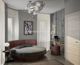 Новая четырехкомнатная квартира в Campione D'Italia  у озера Lugano (IT) | Объект: 041