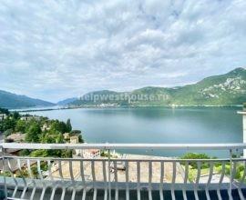 4-х. комн. мансардная кв. с  видом на озеро в Кампионе Ди Италия (IT)| Объект: 110