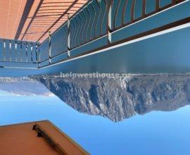 3-х.к. панорамная  и солнечная квартира в Кампионе Ди Италия (IT) | Объект : 108