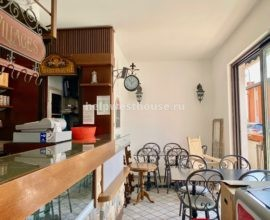 Работающий бар в Кампионе (IT) |Объект: 096